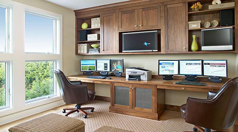 Home office: 10 dicas para melhorar seu escritório doméstico