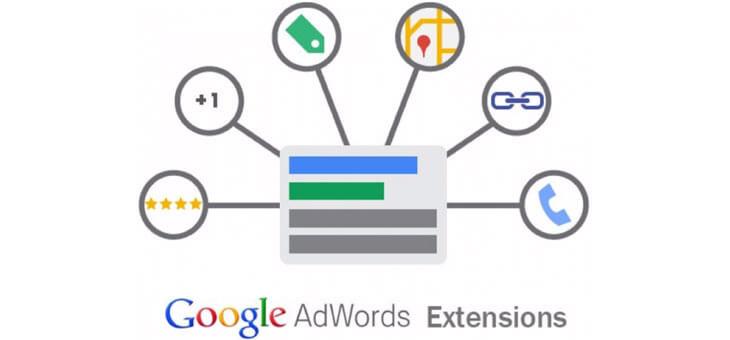Amplie o Alcance Do Seu Anuncio Com Extensões Do Adwords