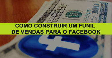 Como Construir Um Funil De Vendas Para O Facebook