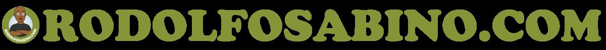 RodolfoSabino.com - Logo Superior