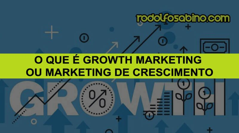 O Que é Growth Marketing ou Marketing De Crescimento