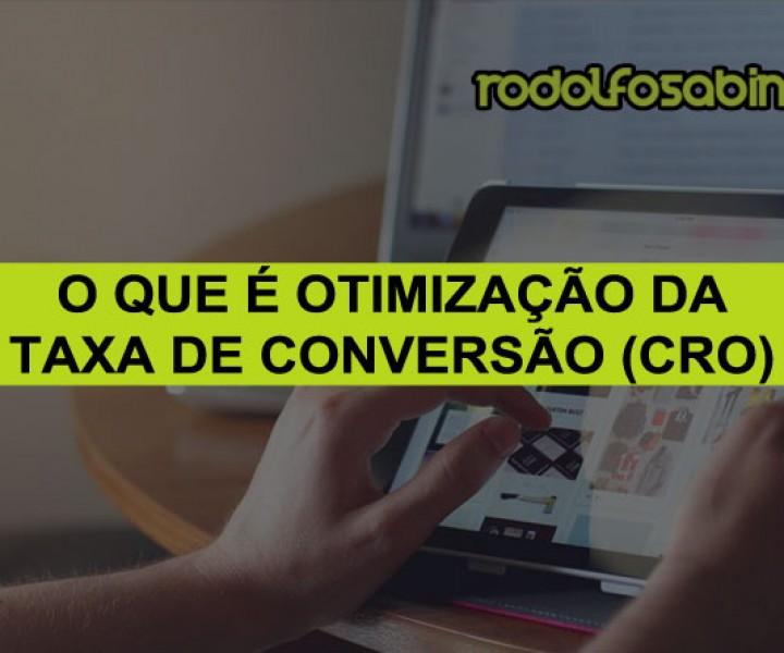 O Que É Otimização Da Taxa De Conversão (CRO)