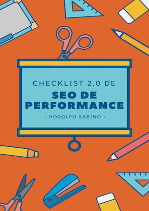 Meu CheckList Exclusivo de SEO