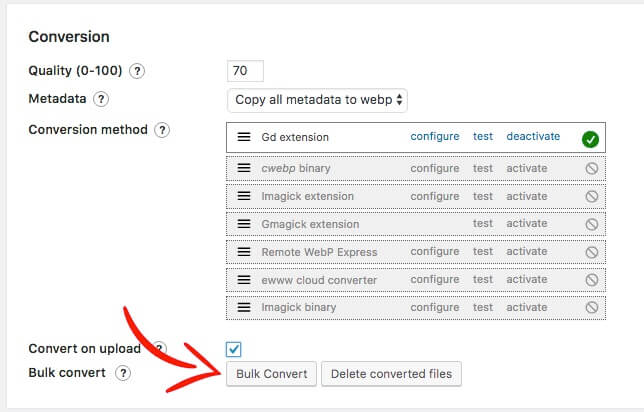 Como usar Imagens Webp no WordPress